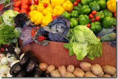 bigstockphoto_Fresh_Vegetable_Variety_4370931