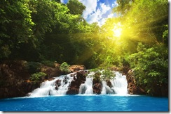 bigstockphoto_Waterfall_4956103
